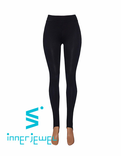 Basic Black Sport Leggings(자체제작)