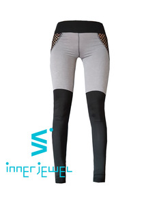 Mesh Side See-through Yoga Leggings(수입-미국)