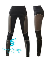 Mesh White line Sport Leggings (수입-미국)